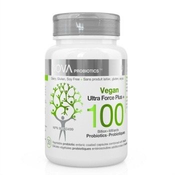 NOVA Probiotics - VEGAN Ultra Force Plus+